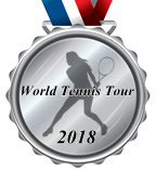ТП World Tennis Tour 2-е место
